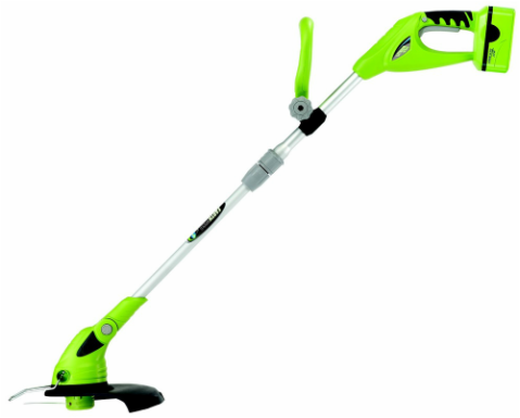 Earthwise rechargeable  12-inch trimmer